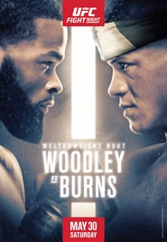 UFC on ESPN 9: Woodley vs Burns